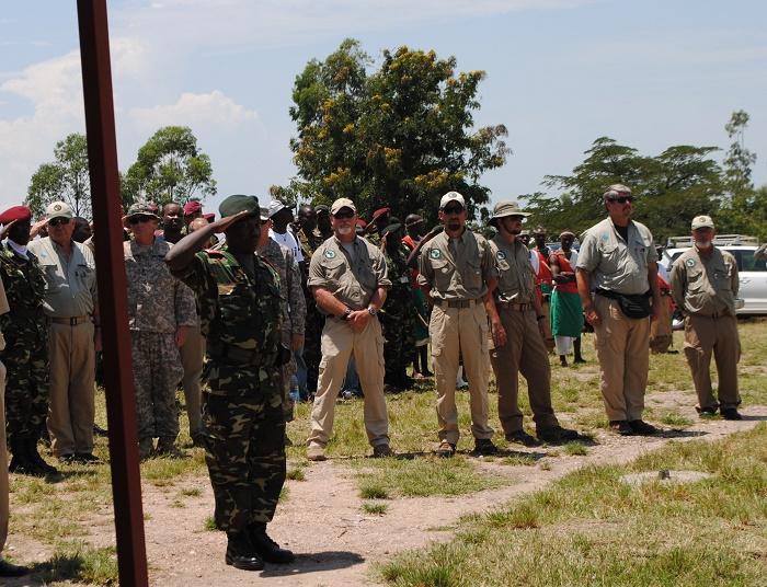 L'équipe de formation ACOTA sera de retour au Burundi pour reprendre les formations dès que ce processus de vérification sera finalisé