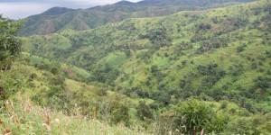 Vue partielle de la localité de Bulende où se trouvent beaucoup de réfugiés burundais  ©Iwacu