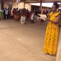 Denise Nduwumukama, coordinatrice du Centre de Développement Familial et Communautaire de Cibitoke (CDFC) ©Iwacu