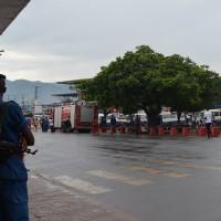 Le dispositif policier est renforcé ©Iwacu