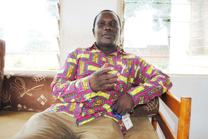 « Un dialogue est déjà engagé », rassure Emmanuel Bamenyekanye, le directeur du département de la Pharmacie, du médicament et des Laboratoires ©Iwacu
