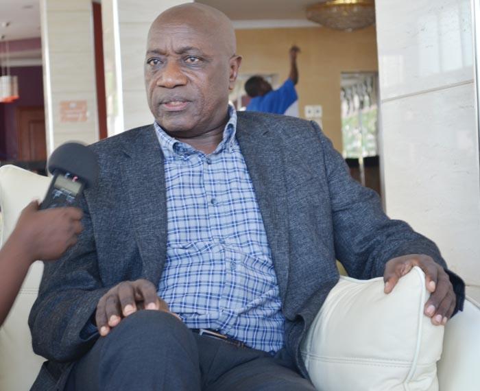 Festus Ntanyungu : « C'est un état psychologique intenable. » ©Iwacu