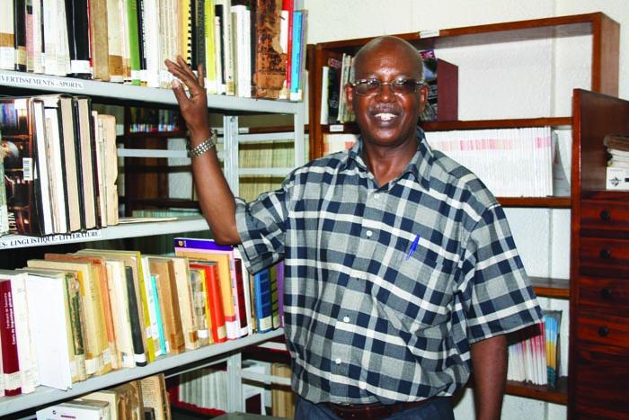 Liboire Kagabo, représentant légal de l'Université de Mwaro ©Iwacu