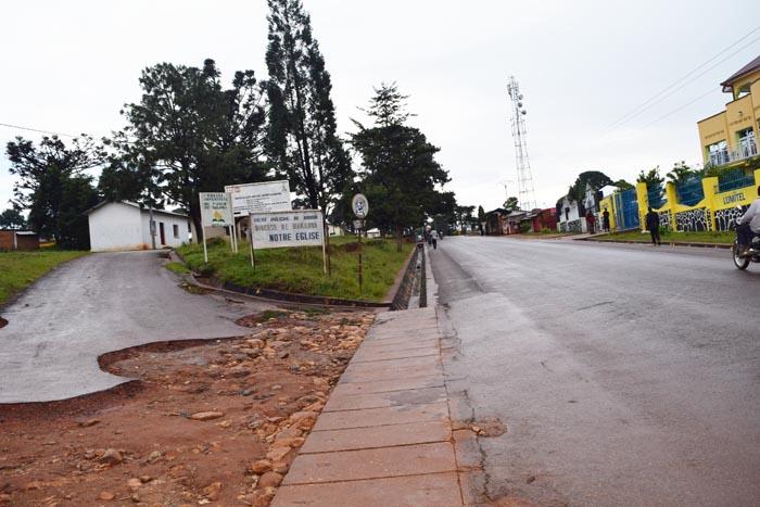 Vue partielle du chef-lieu de la province Makamba ©Iwacu