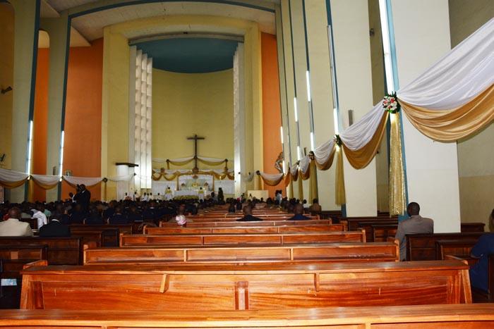 Faible affluence à la cérémonie de commération de la mort du président Ntaryamira ©Iwacu
