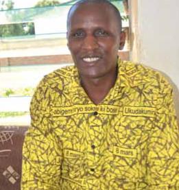 Gilbert Nduwayo gouverneur de Makamba ©Iwacu