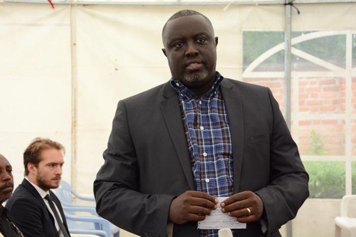 Antoine Kaburahe, Directeur du Groupe de Presse Iwacu