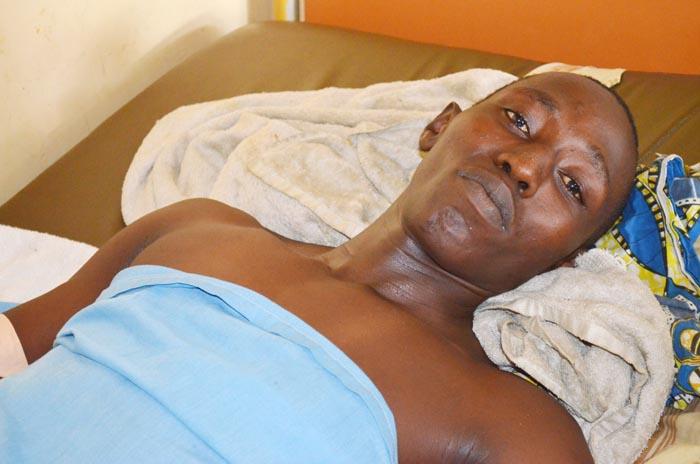 Épimaque Nzohabonayo : « Ayubu m'a pourchassé et m'a tiré dessus.»
