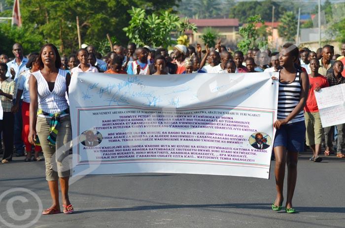 A Nyakabiga, les femmes sont devant ©Iwacu