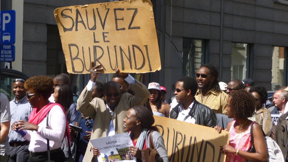 La diaspora de Belgique inquiète pour l'avenir du Burundi.