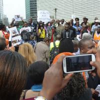 Free Burundi, 23/05 Bruxelles