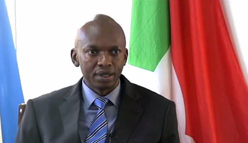 Alain Aimé Nyamitwe : « Chaque fois que les lois de la République le permettaient, nous étions prêts à accéder à la demande de l'Union européenne. »