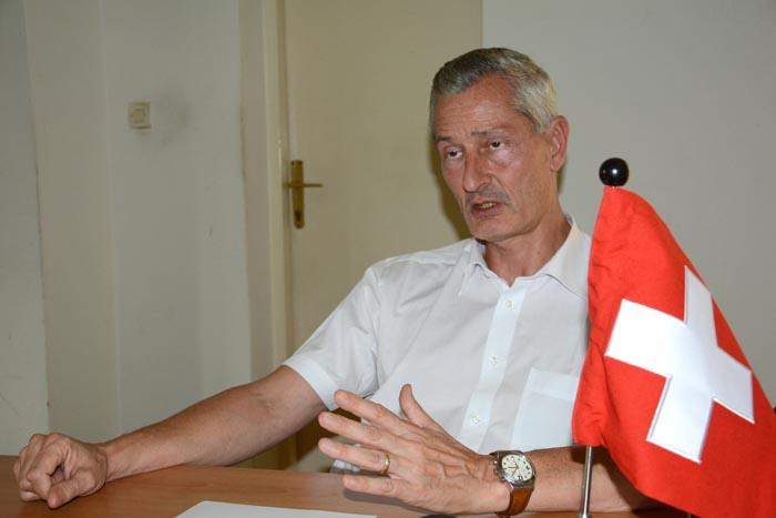 Jacques Pitteloud : « Souvenez-vous de ce que vous avez construit à Arusha  »
