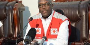 Anselme Katiyunguruza, secrétaire général de la CRB