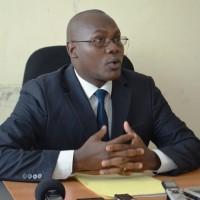 Jean Baptiste Baribonekeza, nouveau président de la Commission Nationale Indépendante des droits de l'homme (CNIDH).