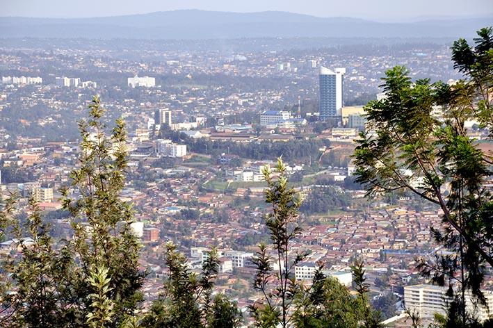 Kigali est une ville propre, sûre, mais chère…