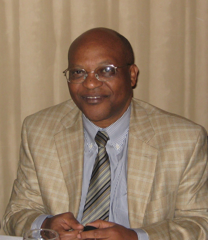 Melchior Mbonimpa, écrivain Burundo-Canadien