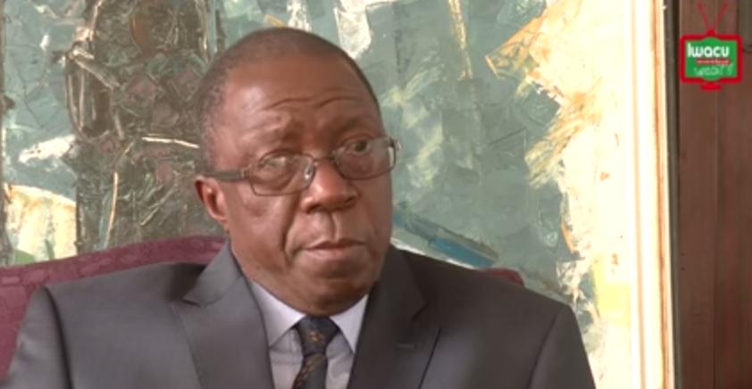 Sylvestre Ntibantunganya: «Interpol doit savoir qu'il est au service des citoyens du monde et non aux gouvernements.»