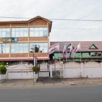 A l'hôtel Rutegama Jazz, les agents de sécurité sont les premiers touchés par le chômage technique