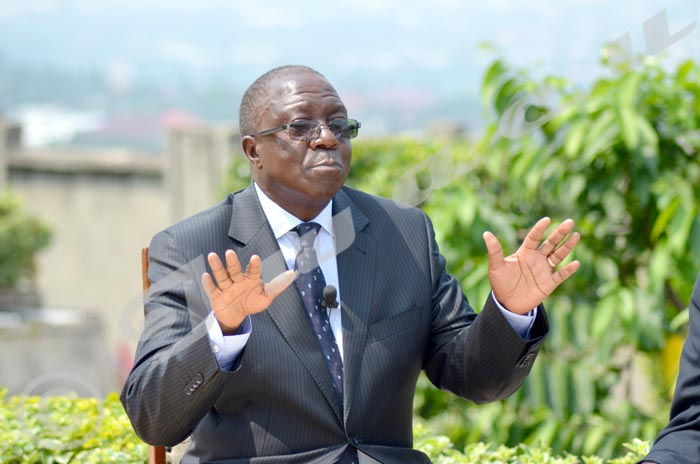 Sylvestre Ntibantunganya-1