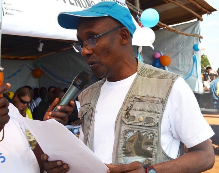 Pour Tall Madani, Représentant Adjoint du HCR au Burundi, le nombre des réfugiés et déplacés augmente tandis que les ressources pour les assister diminuent