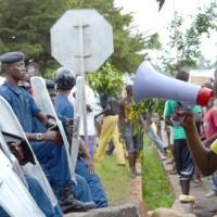 Les irréductibles « jeunes » de la contestation