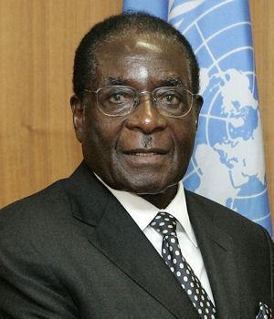 Robert Mugabe : « Deux mandats, c'est deux. »
