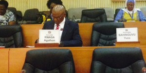 Agathon Rwasa présent à Kigobe pour la 1ère session de l'Assemblée Nationale