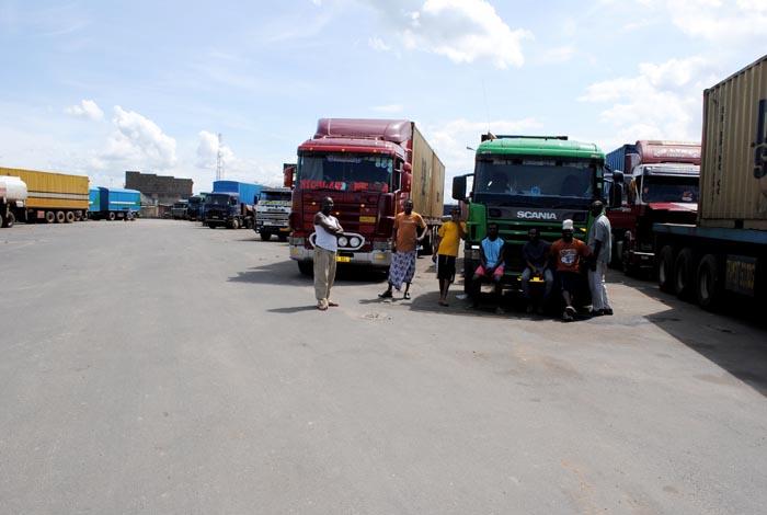 La gare routière de Bujumbura