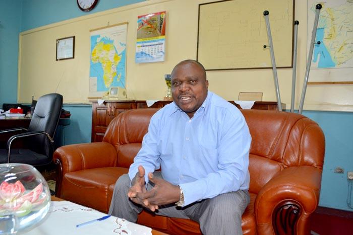 Jéroboam Nzikobanyanka : « Ce Barrage de la Renaissance est une aubaine pour le Burundi. »