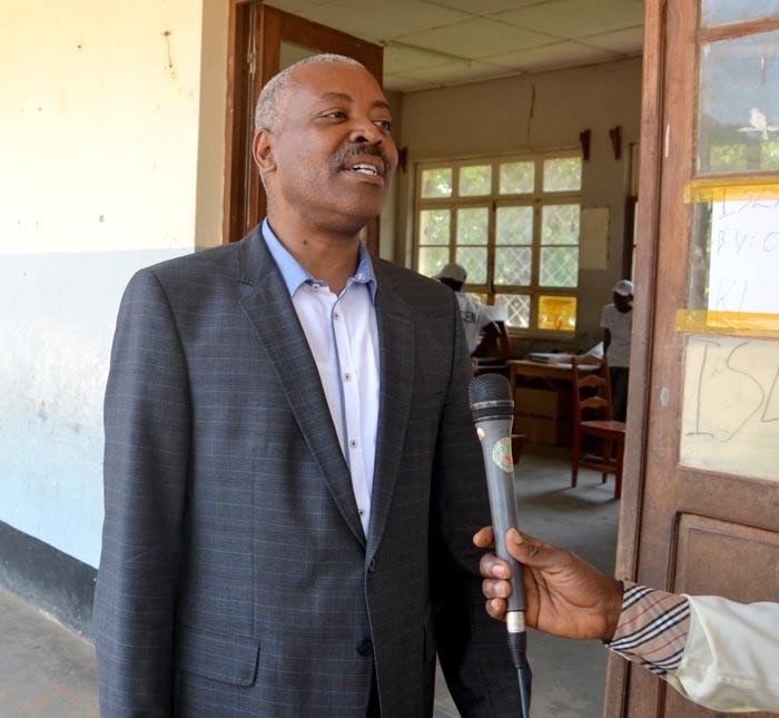 Jean de Dieu Mutabazi : « J'ai voté pour moi »