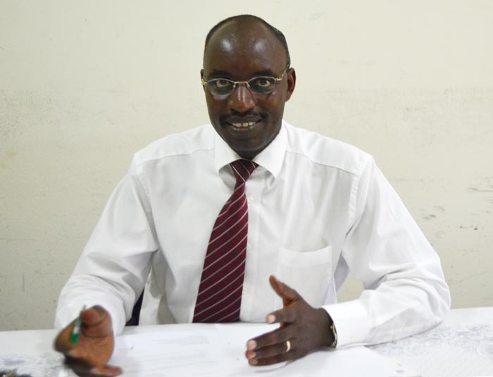 Léonidas Ndayizeye