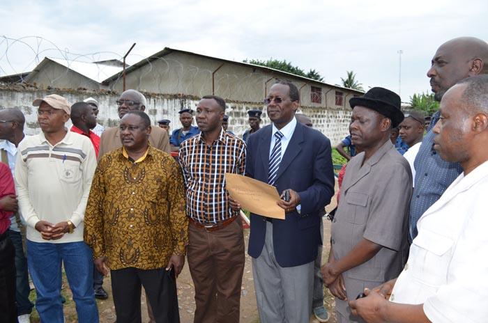 L'opposition ne désarme pas : le retrait de la candidature de Nkurunziza n'est pas une question taboue