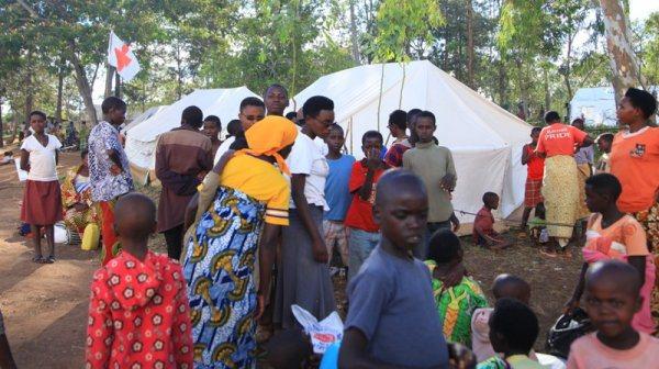 Camp de réfugiés de Mahama