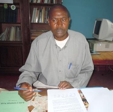 Pascal Ndayisenga : « Il faut une politique nationale pour remettre en état et préserver cette richesse historique. »
