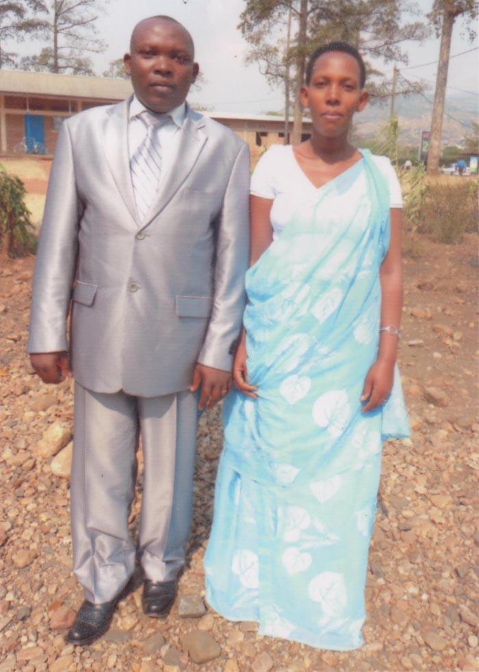 Egide et son épouse tués dans la nuit du 12 août à Kamenge