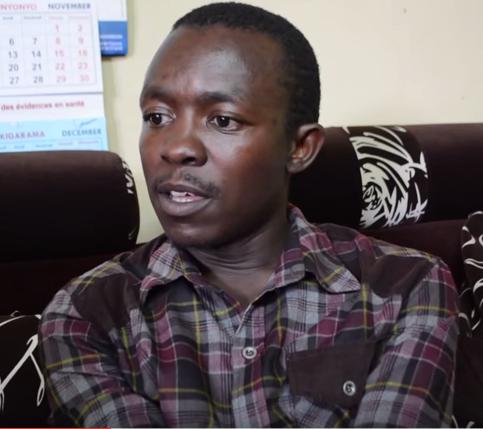 Jimmy-Elvis Vyizigiro : « J'ai été torturé »