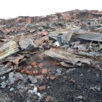 Le marché de Gitega incendié