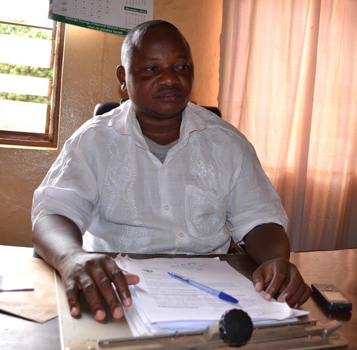 Prudence Kabura : « Il s'agit d'un groupe de sept bandits bien organisés et lourdement armés mais pas de rebelles. »