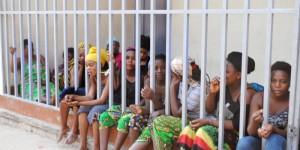 Elles sont détenues au cachot de la police Rumonge