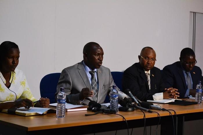 Les quatre ministres