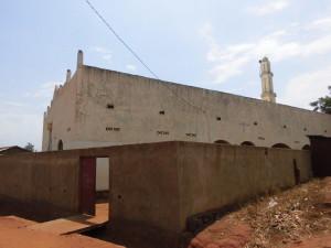 Mosquée de Rugombo
