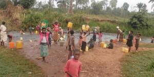 Pénurie d'eau et d'électricité à Rugombo et Buganda