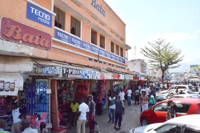 Bata, chez les « entrepreneurs free-lance »