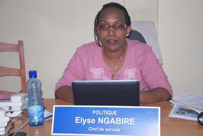 Elyse Ngabire