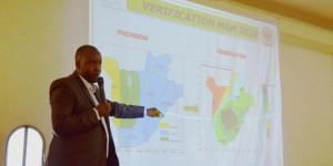 """Godefroy Nshimirimana: """"Que les gens se préparent en cause et en conséquence."""""""