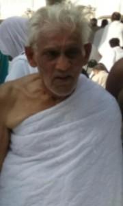 Le vieux commerçant de Gitega, Alaraki mort à La Mecque