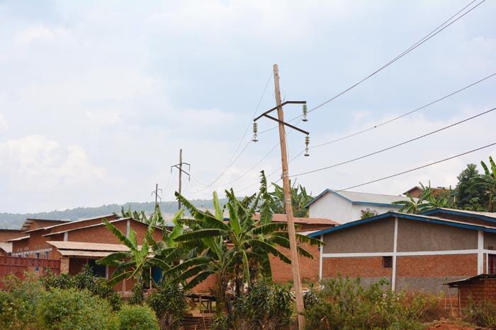Le chef-lieu de la Commune Kayokwe, ignoré par la Regideso ©Iwacu