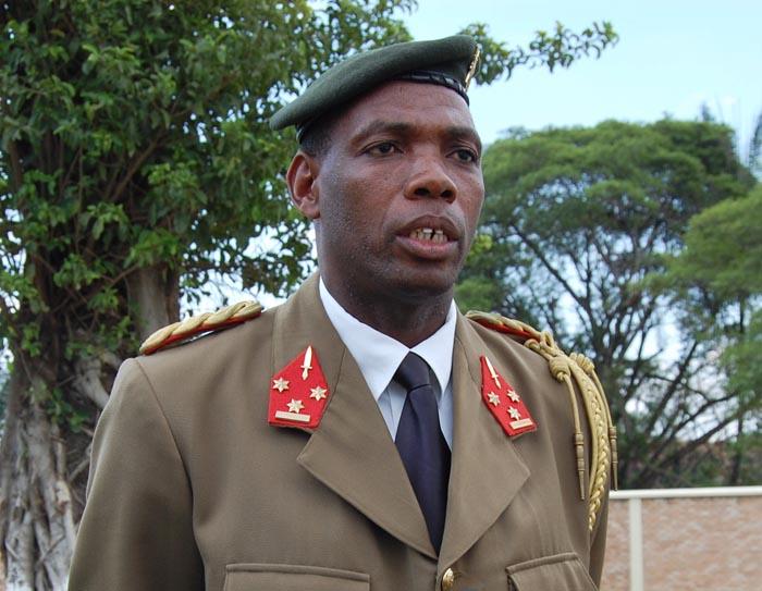 Colonel Gaspard Baratuza : «L'armée reste toujours un corps uni»