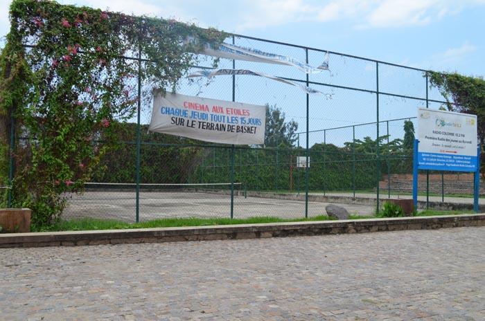 Le Centre Jeunes Kamenge est vide